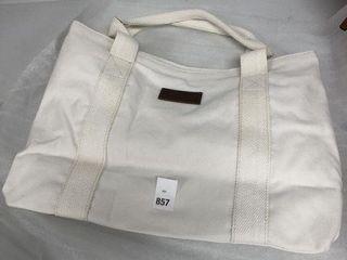 CASS lINEN BAG SIZE 16  X 12