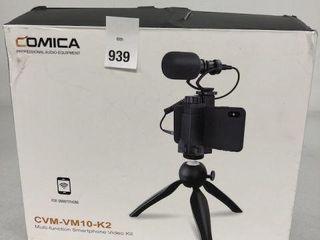 COMICA CVM VM10 K2 MUlTI FUNCTION SMARTPHONE