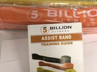 5 BIllION FITNESS ASSIST BAND