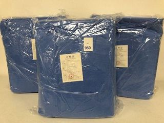 30PCS DISPOSABlE ISOlATION GOWN  NON MEDICAl