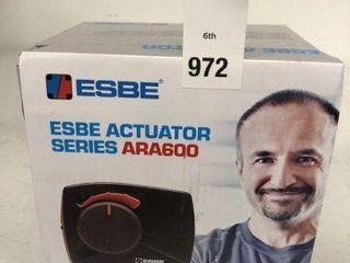 SEAlED  ESBE ACTUATOR SERIES ARA600