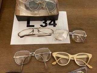 Vintage prescription glasses 7