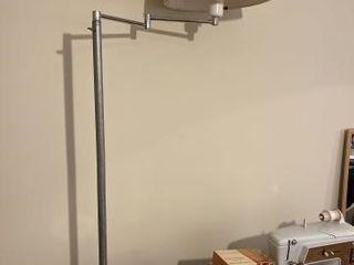 Vintage sewing lamp
