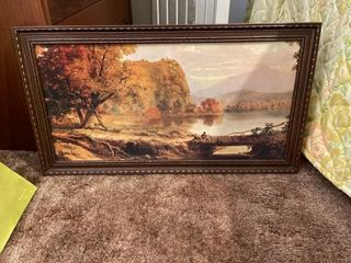 Miscellaneous paintings and art