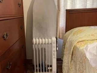 Wexford Radiator heater and ironing board with