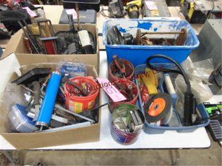 lg group  misc tools  dustpans grease guns    othr