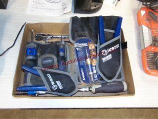 Flat of Kobalt tools SEE PICS