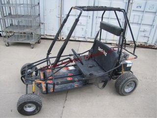 Yenf dog 2 seat Go cart 6 0HP power sport motor