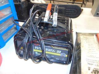 Schumacher 8amp battery charger