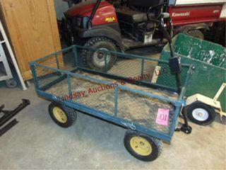 Utility cart  23 x 48 x 13