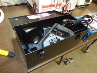 NEW B D 3 1 4  elec planer w  metal case