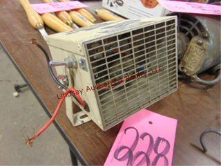 DC Heater  5  x 4  x 6