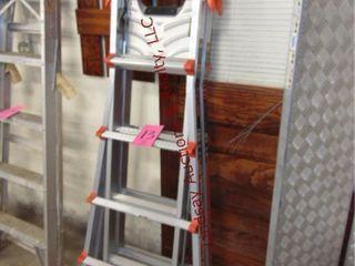 like New  little Giant Xtreme adj  ladder 300lb