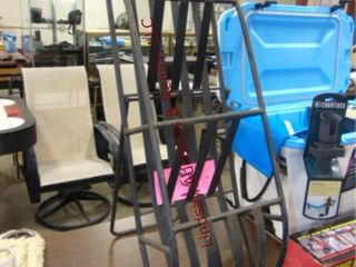 Metal rack 12  x 22  x 38