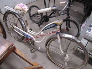 Vintage westpoint bicycle  all original