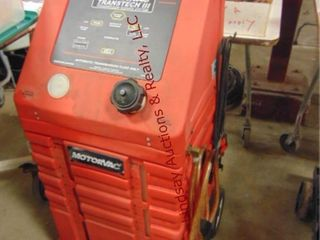 Motorvac Transtech III transmission service system