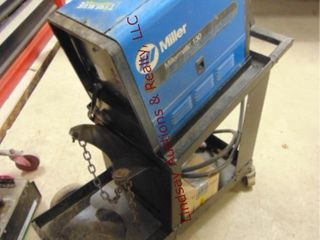 Miller Millermatic 130 CV DC welding power source