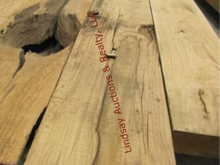 Honey locust plank 110 5  x10  x 3  thick