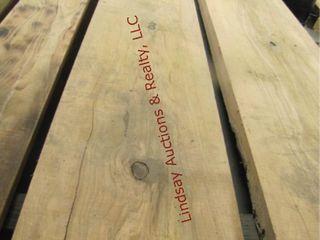 Honey locust plank 105  x 16  x 3  thick