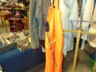9pcs  jackets  ski suit  coveralls  size large