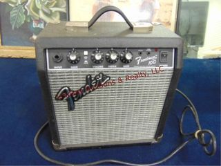 Fender 10G guitar amp