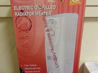 NIB radiator heater