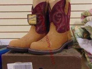 Women s Ariat Fatbaby Herritage 8 5B Med boots