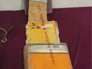Case 1845B Skid loader service manuals