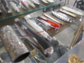 7 knives   lighter cover