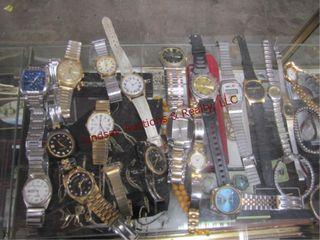 Approx 29pcs  various watches  men s   women s
