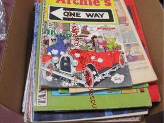Box kids books  comic books    other