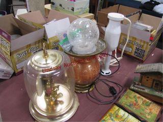 Small lamp   New Master 100day clock