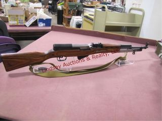 Russian SKS w  bayonette  dated 1954