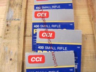 5pkgs 2000 small rifle primers