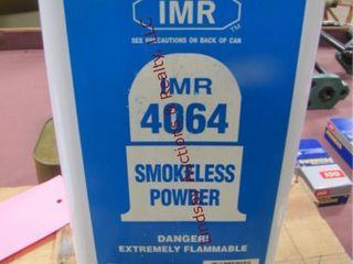 8lb can IMR 4064 powder