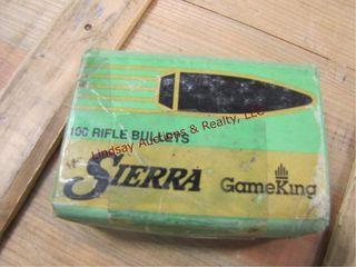 1 box 100 270cal bullets