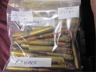 1 bag of 20rds 240gr 50cal reloads