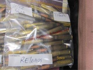 1 bag of 20rds 50 cal tracer reloads