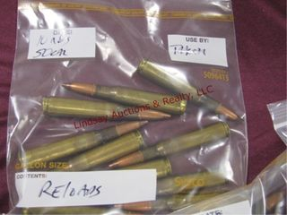 1 bag of 10rds 50 cal tracer reloads