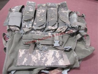 Ammo tactical vest