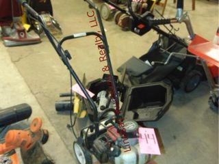 Earthquake Mod  MC43E gas pwrd tiller