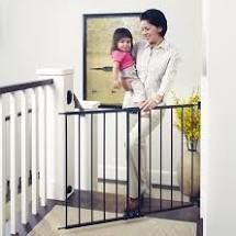 Toddleroo by North States Easy Swing  amp  lock Baby Gate