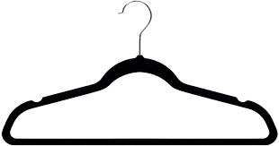 AmazonBasics Velvet Hangers SET OF 15