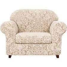 Subrtex Stretch Arm Chair Cover