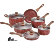 Koch Systeme Ceramic Zirconium Pan Set