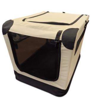 Folding Soft Dog Crate