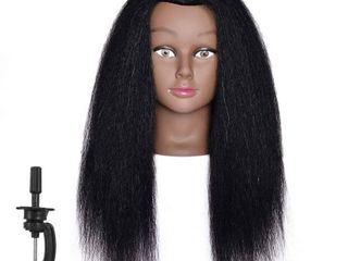 Mannequin Hairstyling Head