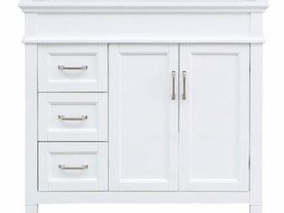 Home Decorators Collection Ashburn 36Wx34Tx21 5D Vanity
