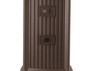 Essick Air EP9 500 Whole House Evaporative Digital Pedestal Humidifier  Nutmeg