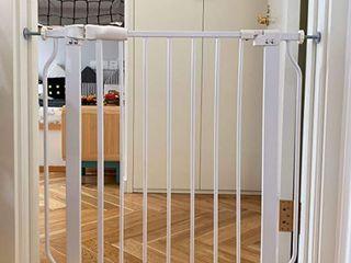 Balancefrom Easy Walk thru safety Gate For Doorways And Stairways